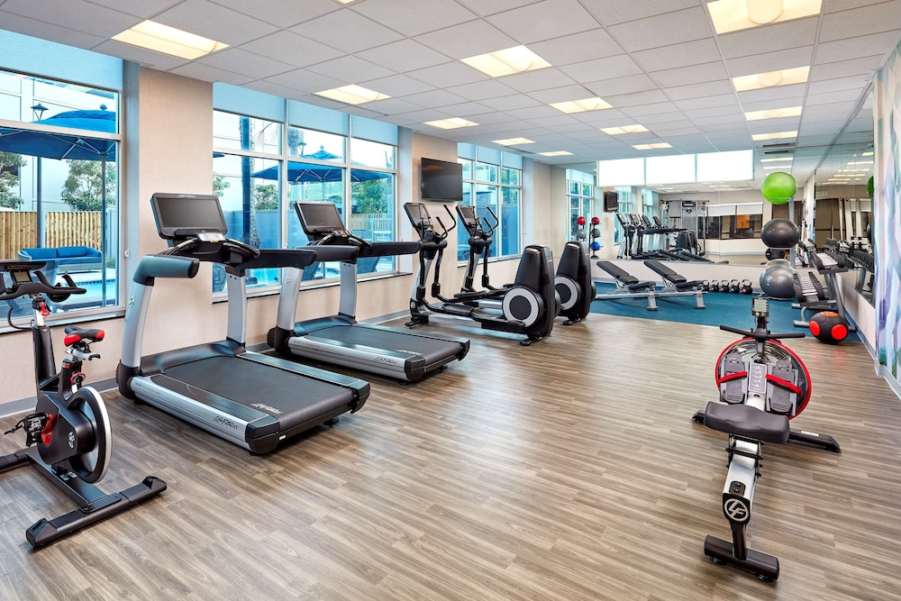 Fitness Facility, Hyatt Place LAX El Segundo