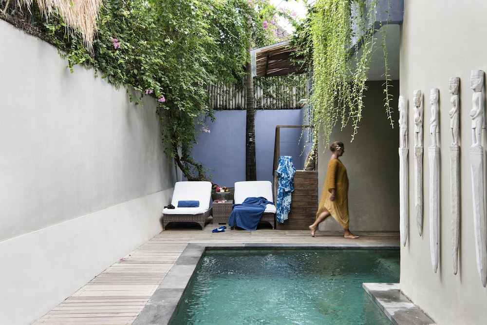 Private Pool, Blue Karma Dijiwa Seminyak