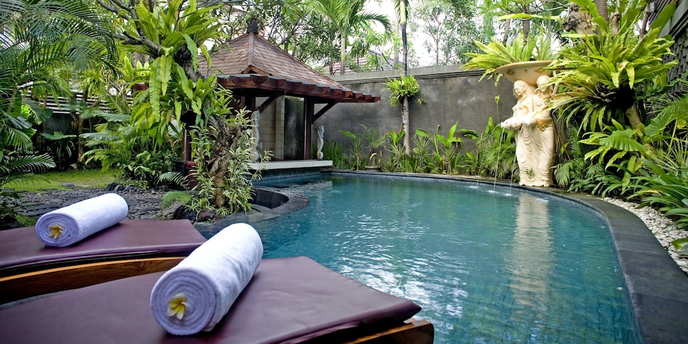 Outdoor Pool, The Bali Dream Villa Seminyak