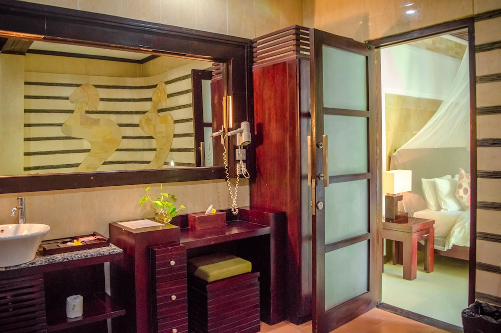 Bathroom, The Bali Dream Villa Seminyak