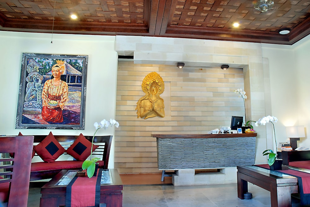 Reception, The Bali Dream Villa Seminyak