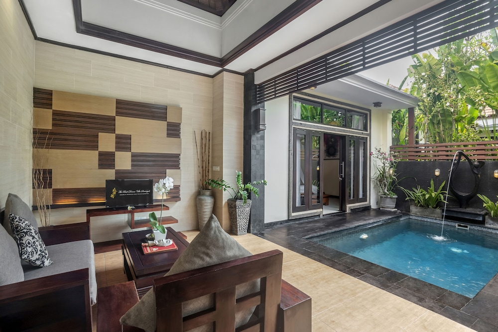 Living Room, The Bali Dream Villa Seminyak