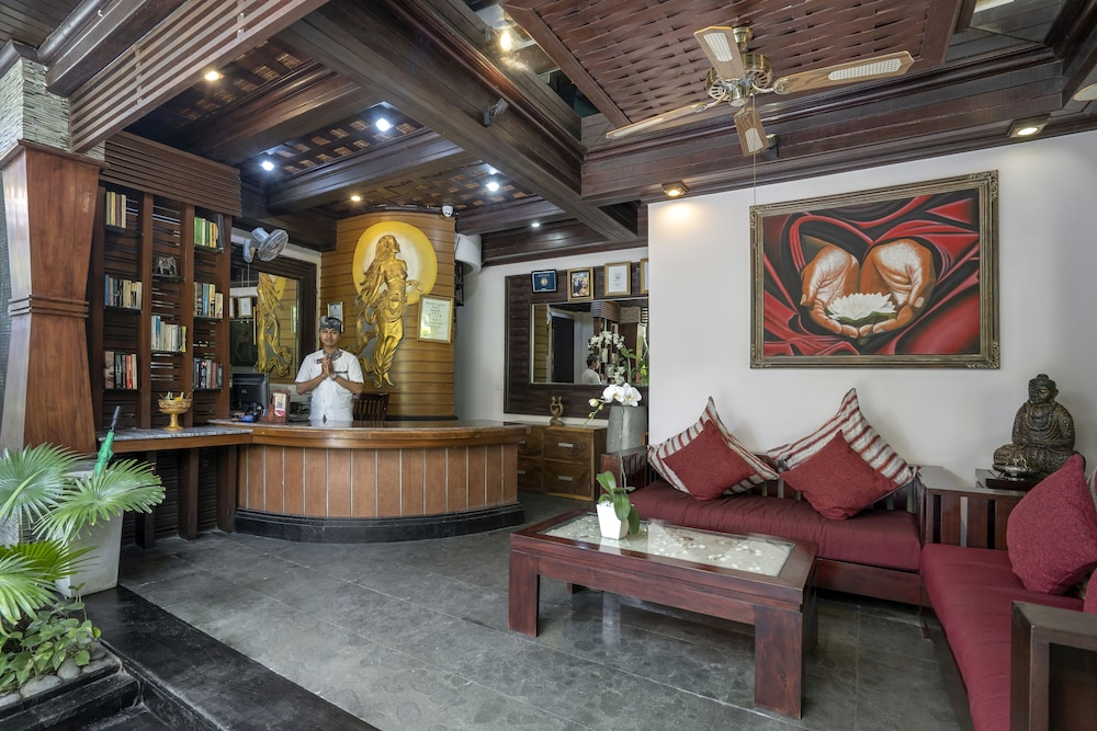 Lobby Sitting Area, The Bali Dream Villa Seminyak