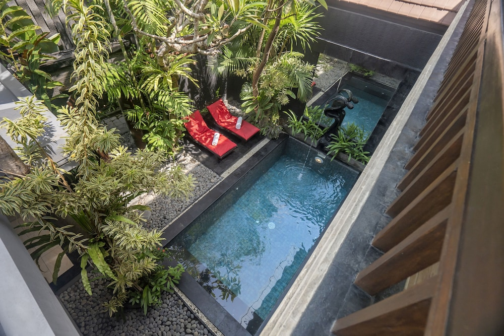 Balcony View, The Bali Dream Villa Seminyak