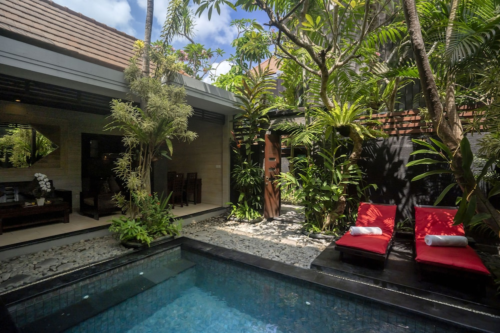 Private Pool, The Bali Dream Villa Seminyak