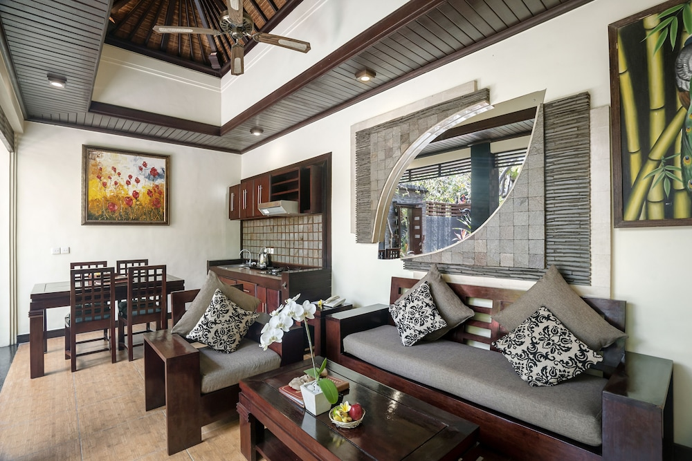 Private Kitchenette, The Bali Dream Villa Seminyak