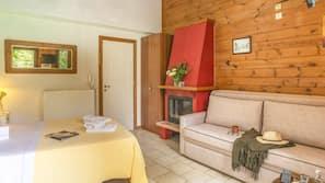 2 Schlafzimmer, Zimmersafe, individuell dekoriert