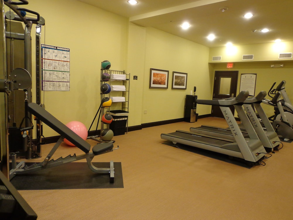 Fitness Facility, Staybridge Suites Longview, an IHG Hotel