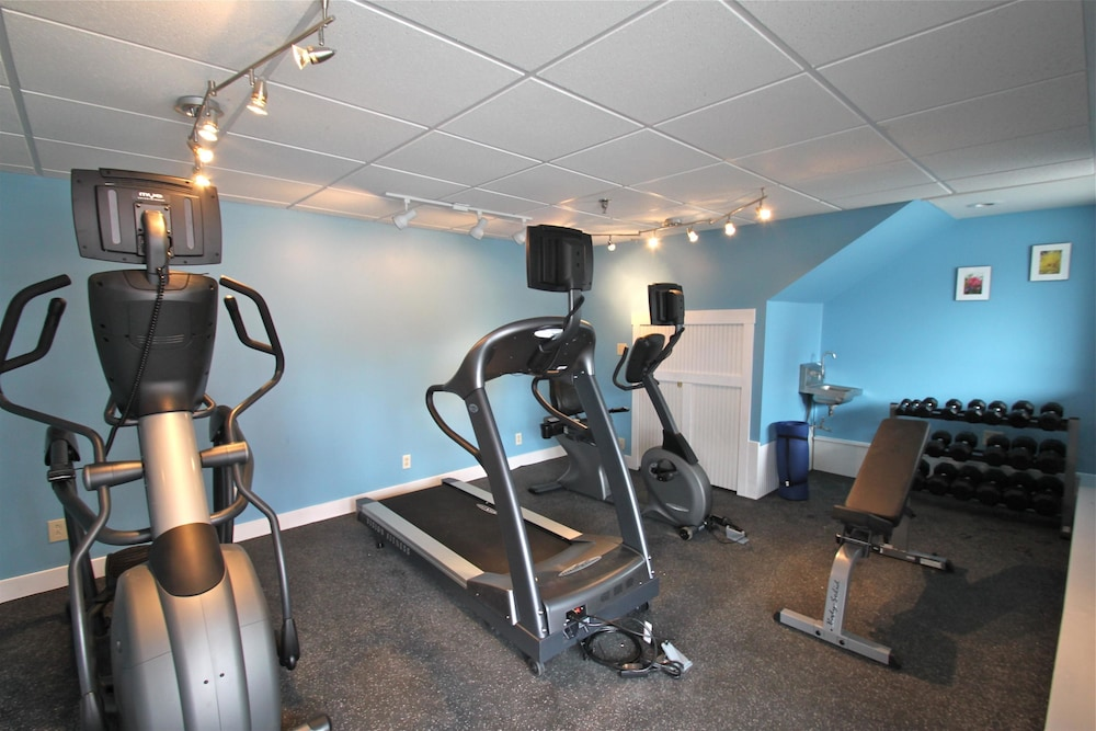 Fitness Studio, Fishermans Wharf Inn