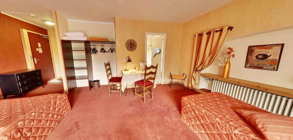Room, Moulin des Truites Bleues