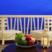 Vue depuis la chambre
