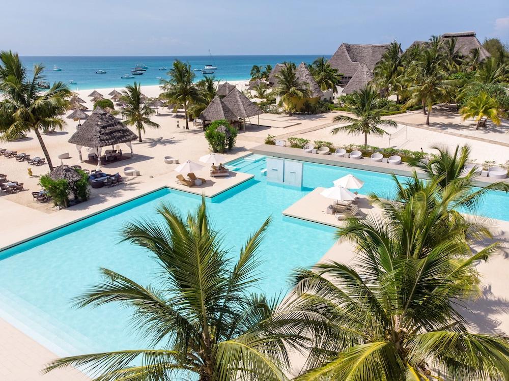 Gold Zanzibar Beach House Spa In