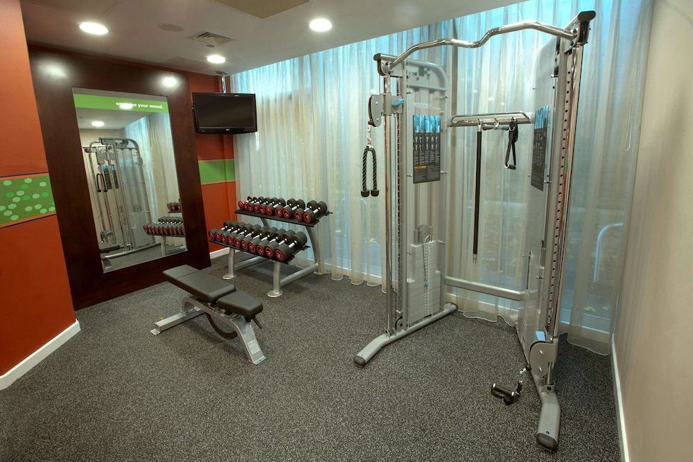 Fitness Facility, Hampton by Hilton York