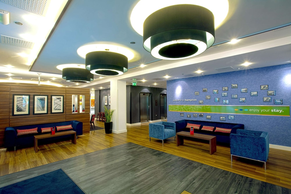 Reception, Hampton by Hilton York