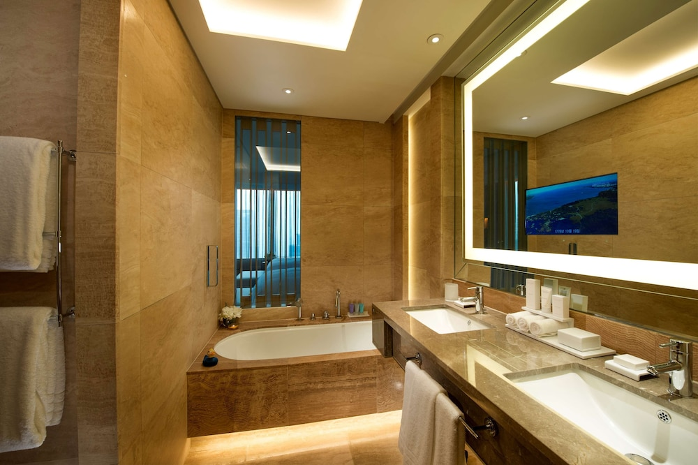 Bathroom, Conrad Seoul