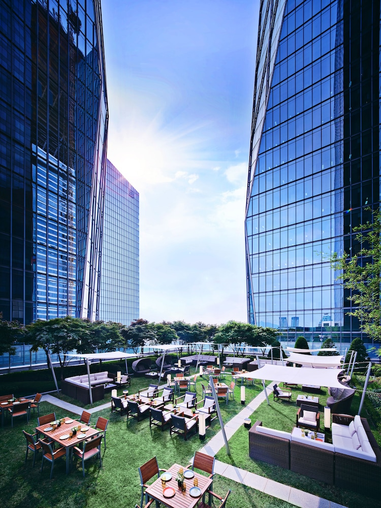 Terrace/Patio, Conrad Seoul