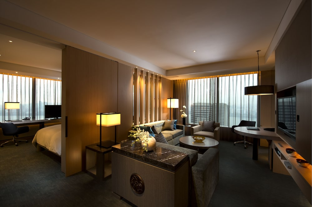 Living Area, Conrad Seoul