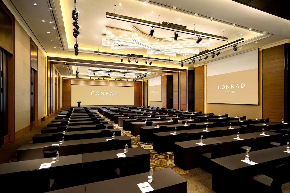 Meeting Facility, Conrad Seoul