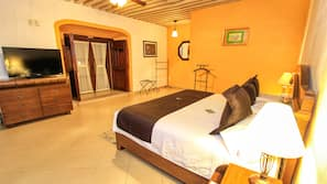 12 bedrooms, in-room safe, iron/ironing board, free WiFi