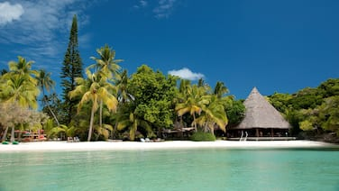 Oure Lodge Beach Resort