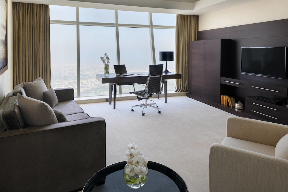 Room, JW Marriott Marquis Hotel Dubai