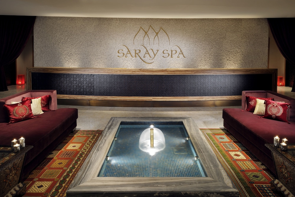 Spa Reception, JW Marriott Marquis Hotel Dubai