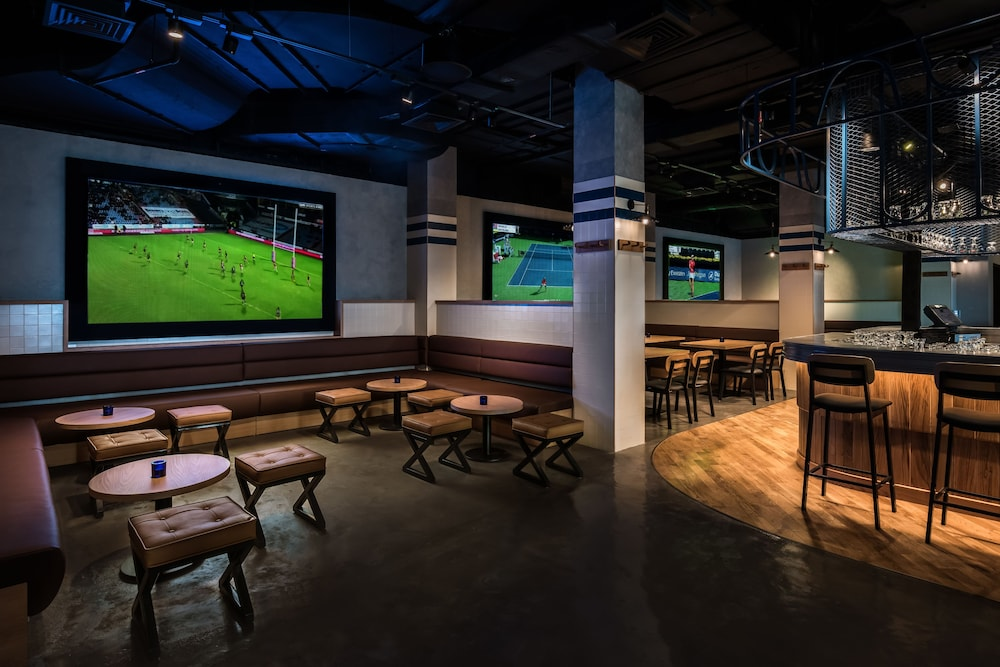 Sports Bar, JW Marriott Marquis Hotel Dubai