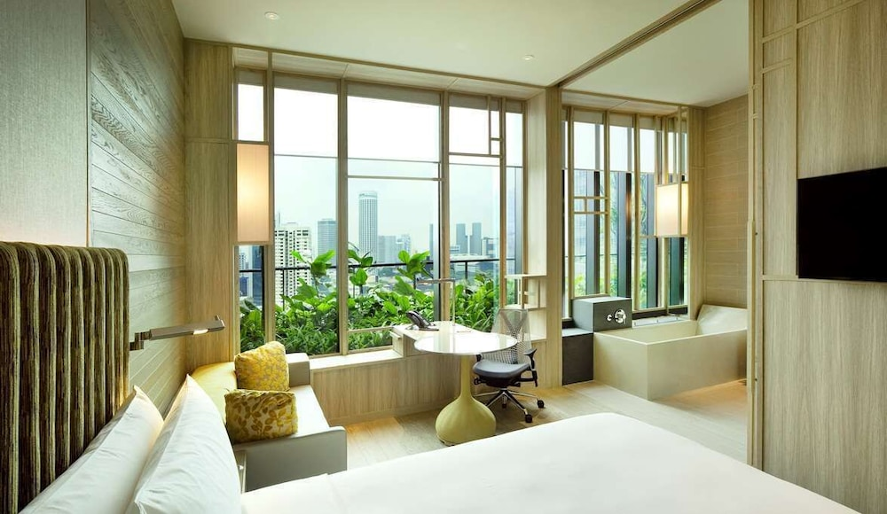 Room, PARKROYAL COLLECTION Pickering, Singapore