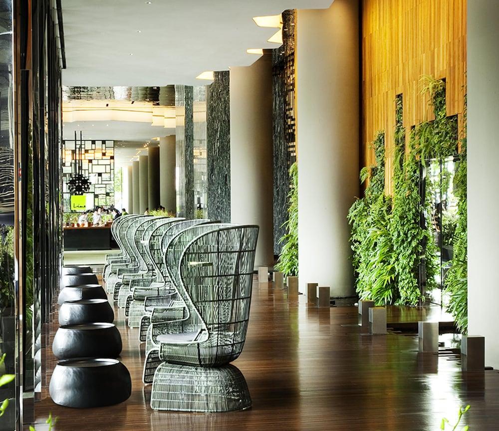 Lobby, PARKROYAL COLLECTION Pickering, Singapore