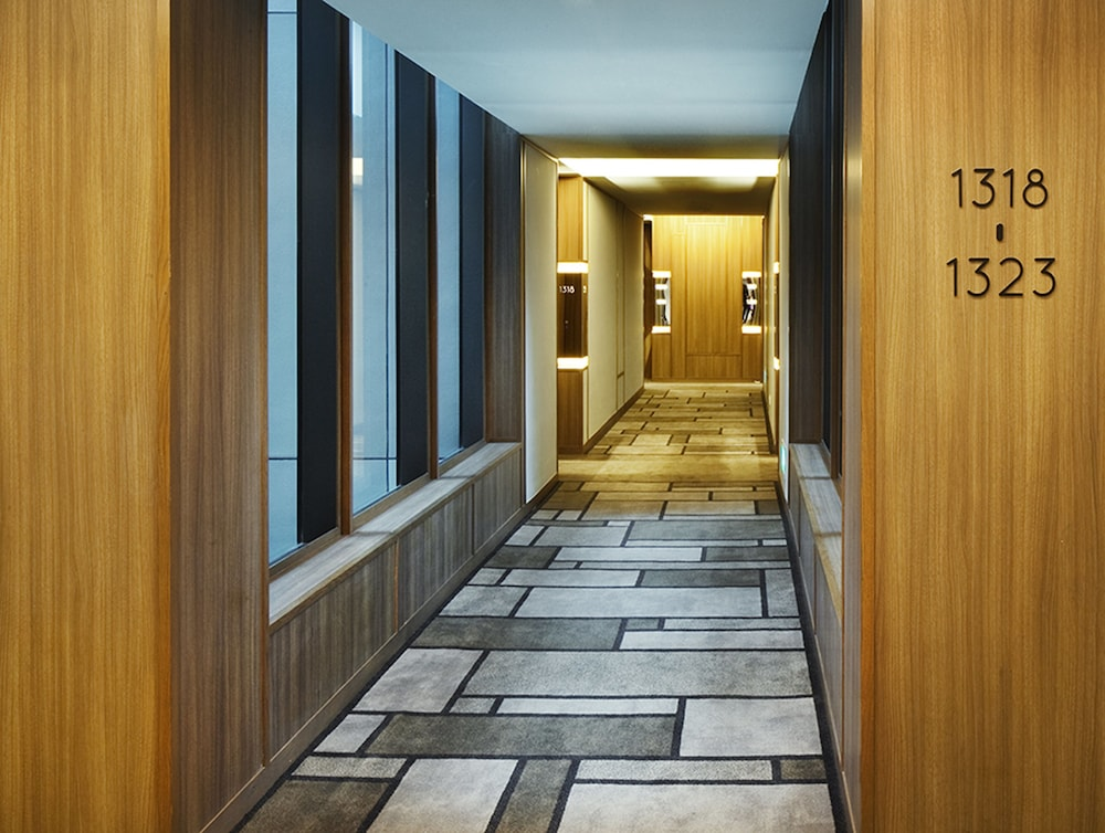 Hallway, PARKROYAL COLLECTION Pickering, Singapore