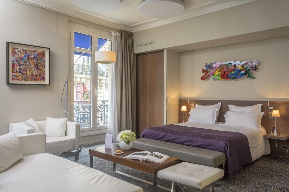 Chez Oscar Appart\'hôtel Champs-Elysées: 2019 Room Prices ...