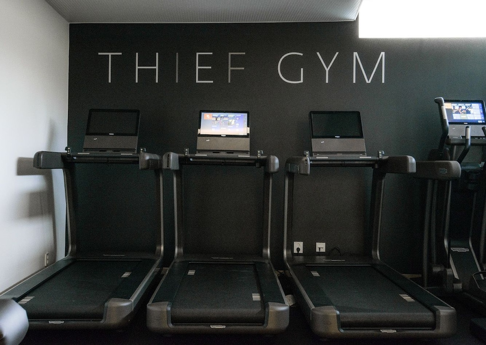 Gym, THE THIEF