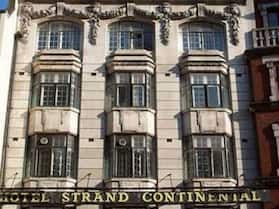 Hotel Strand Continental - Hostel