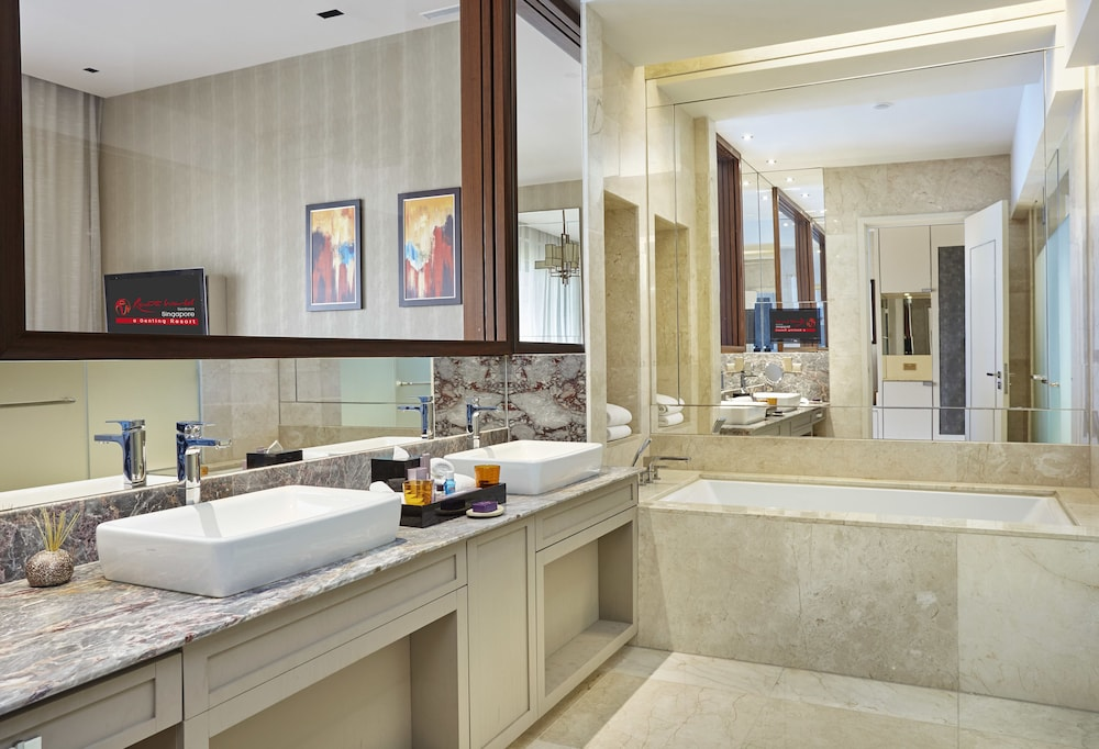 Bathroom, Resorts World Sentosa - Equarius Hotel