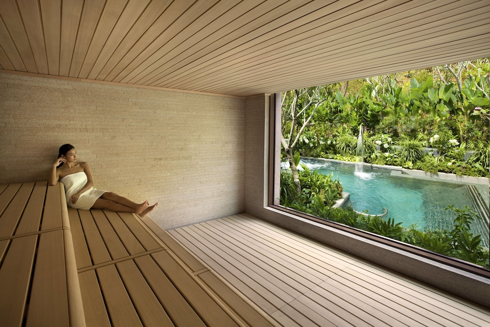 Sauna, Resorts World Sentosa - Equarius Hotel