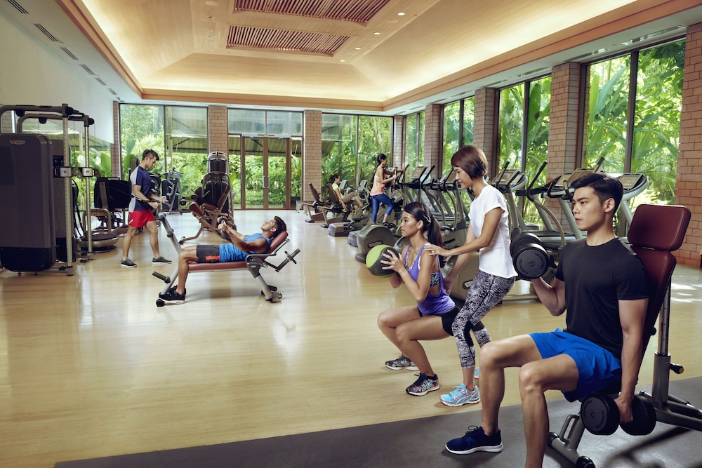 Gym, Resorts World Sentosa - Equarius Hotel