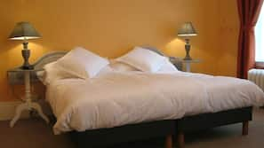 Premium bedding, Select Comfort beds, in-room safe