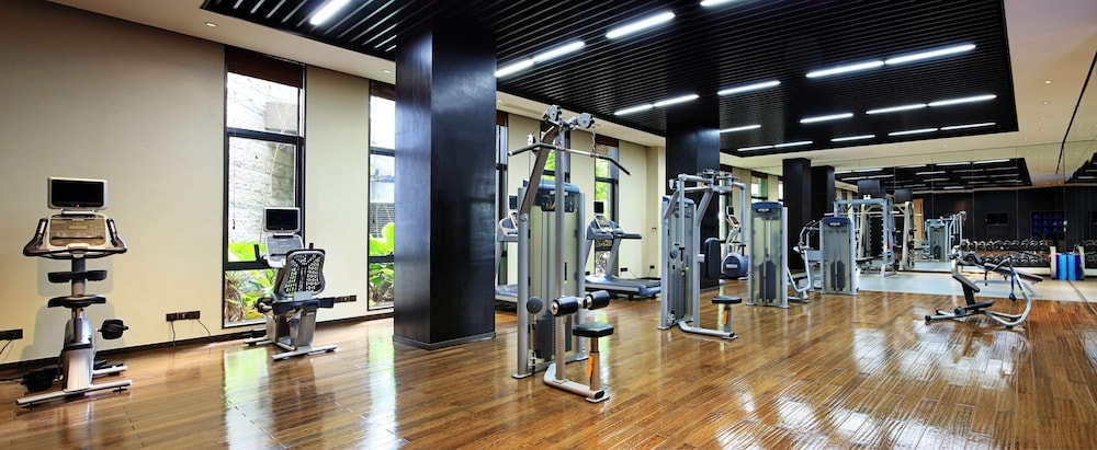 Sports Facility, Shenzhen Castle Hotel