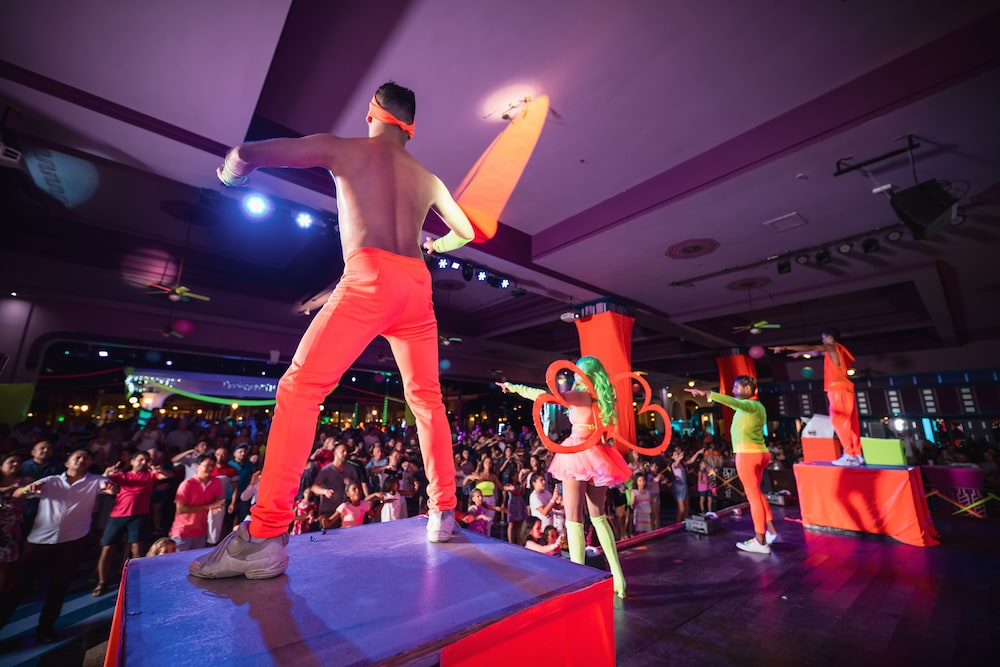 Nightclub, Hotel Riu Palace Costa Rica - All Inclusive