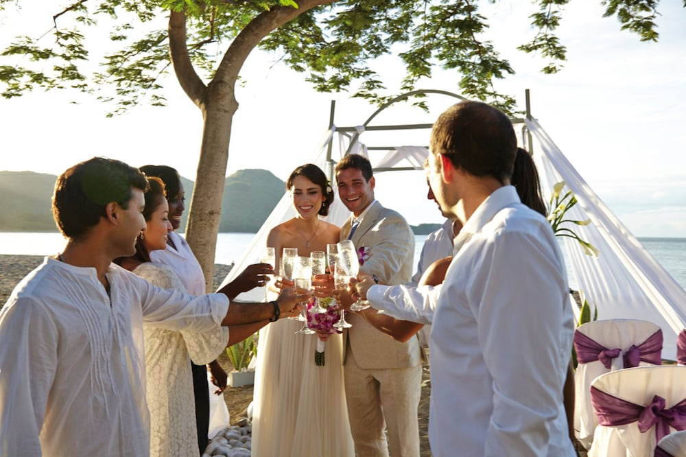 Outdoor Wedding Area, Hotel Riu Palace Costa Rica - All Inclusive