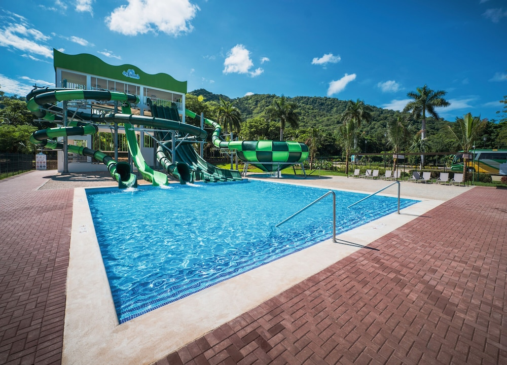 Waterslide, Hotel Riu Palace Costa Rica - All Inclusive
