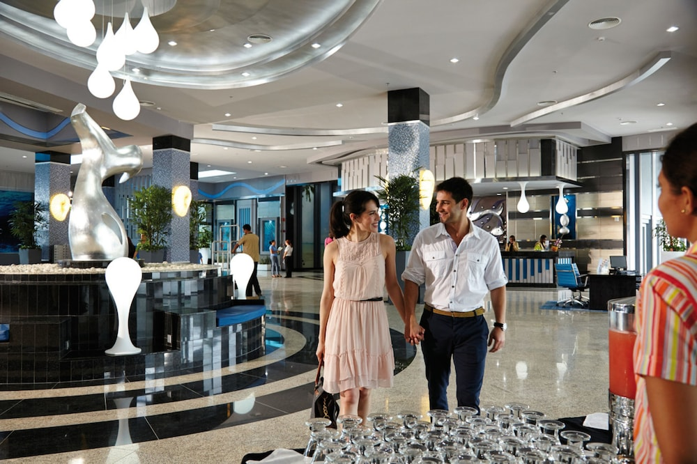 Lobby, Hotel Riu Palace Costa Rica - All Inclusive