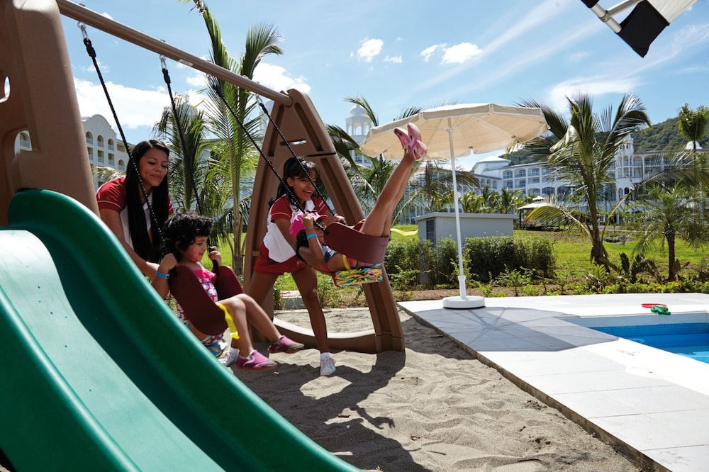 Children's Play Area - Outdoor, Hotel Riu Palace Costa Rica - All Inclusive