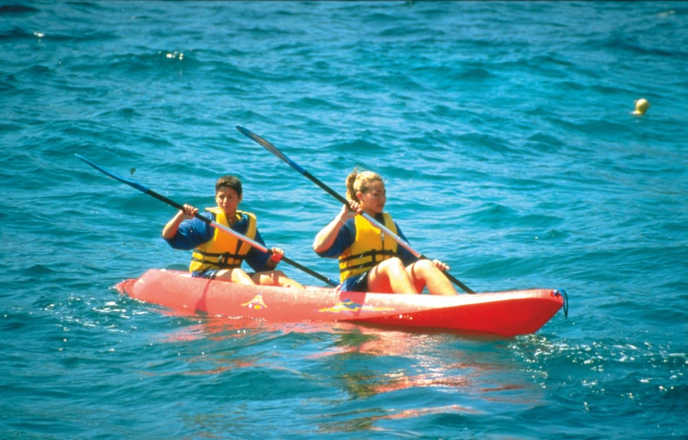 Kayaking, Hotel Riu Palace Costa Rica - All Inclusive