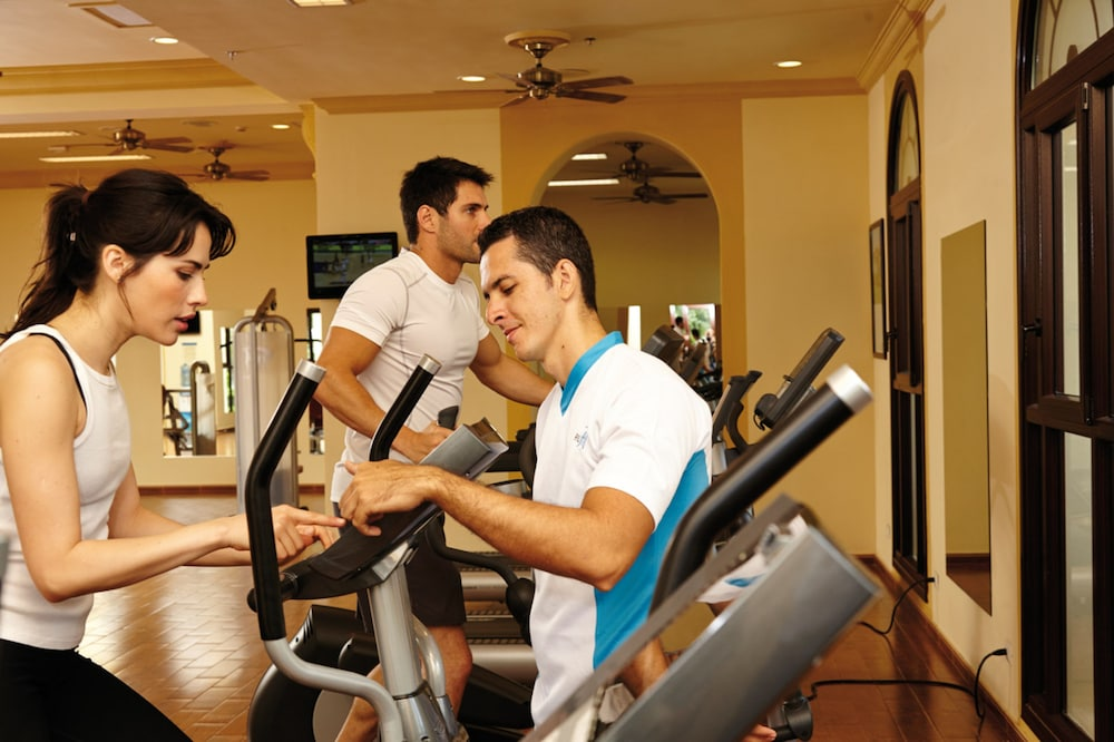 Gym, Hotel Riu Palace Costa Rica - All Inclusive