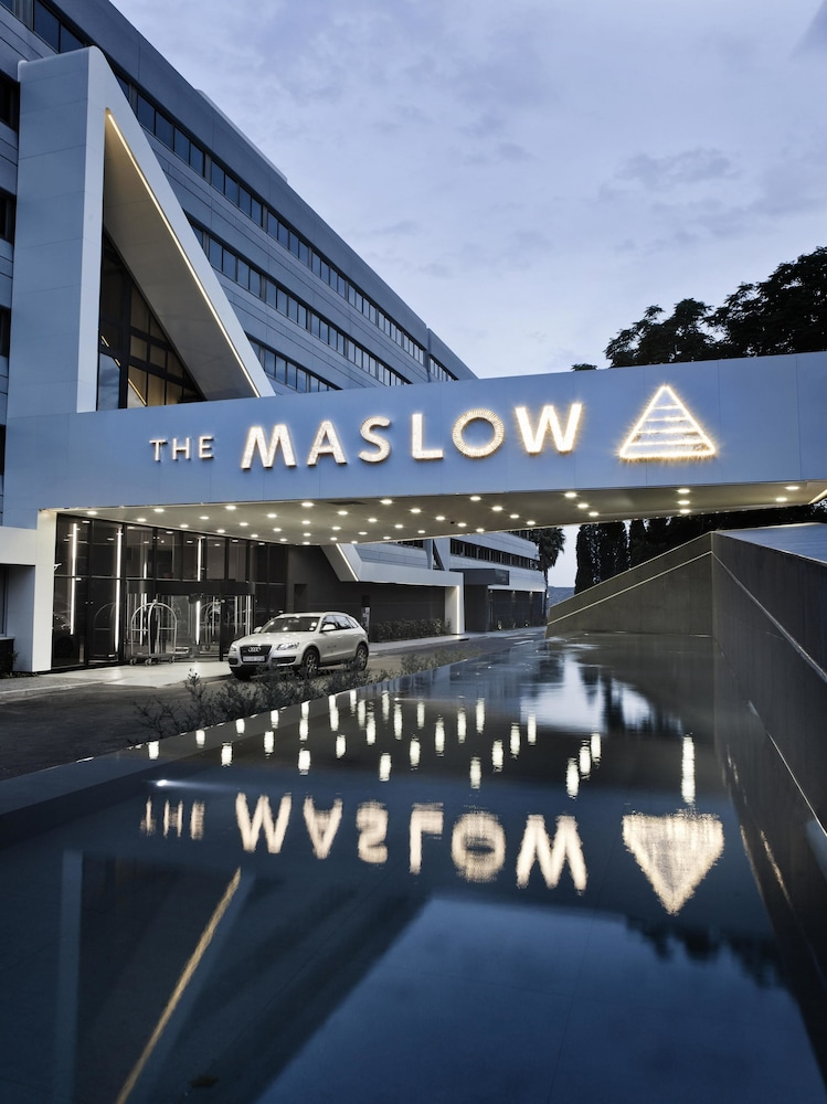Property Grounds, The Maslow Hotel, Sandton
