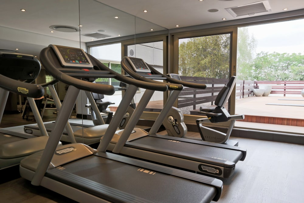 Gym, The Maslow Hotel, Sandton