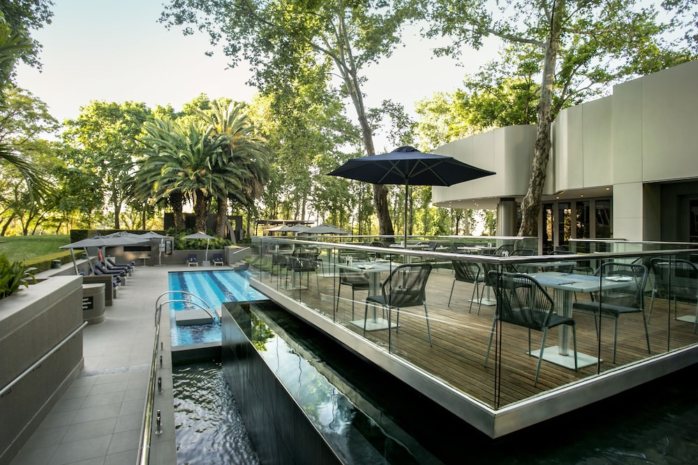 Terrace/Patio, The Maslow Hotel, Sandton