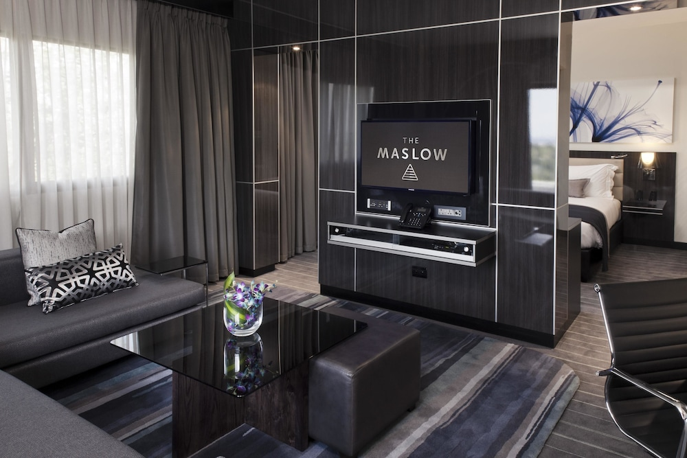 Living Area, The Maslow Hotel, Sandton