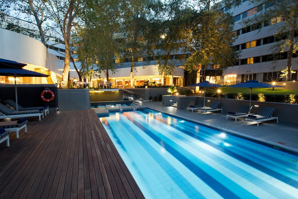 Outdoor Pool, The Maslow Hotel, Sandton